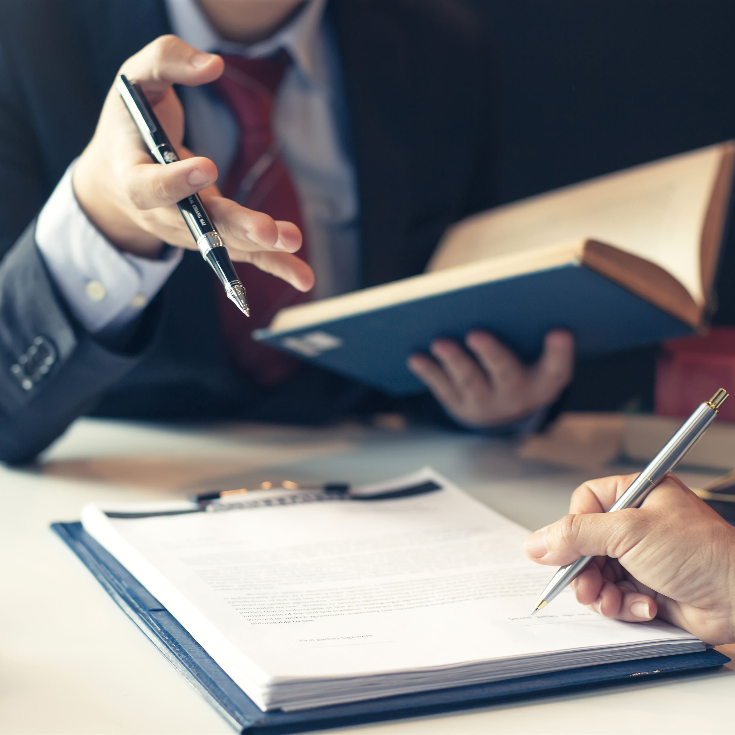 Contact New Ulm Attorneys